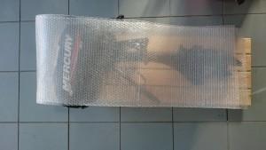 船外機 発送 梱包